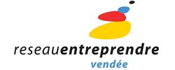 Logo Réseau Entreprendre Vendée